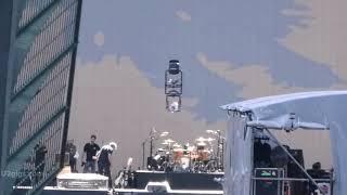 U2 The Edge Soundcheck (Streets, Pride, Bad, SBS), Mexico City 2017 10 02   U2gigs.com