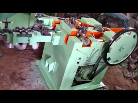 SM - 03 Construction Wire Nail Machine