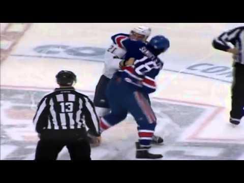Travis Ewanyk vs. Jordan Samuels-Thomas