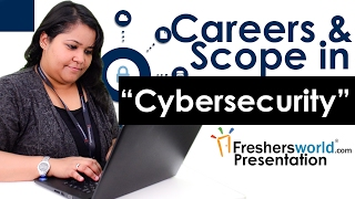 Careers And Scope For Cyber Security    Skills Required, Top Recruiters, Job Opportunities