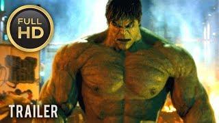 🎥 THE INCREDIBLE HULK (2008) | Full Movie Trailer in HD | 1080p