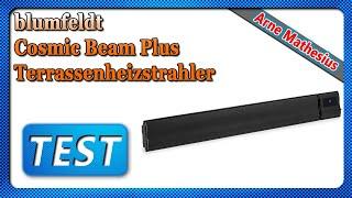 blumfeldt Cosmic Beam Plus - Terrassenheizstrahler
