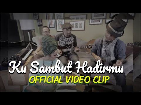 THE GROOVE - KUSAMBUT HADIRMU [Official Clip]