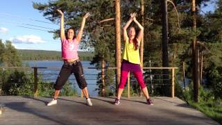 Summer Dance Fitness, Class 7 by Linda Edler