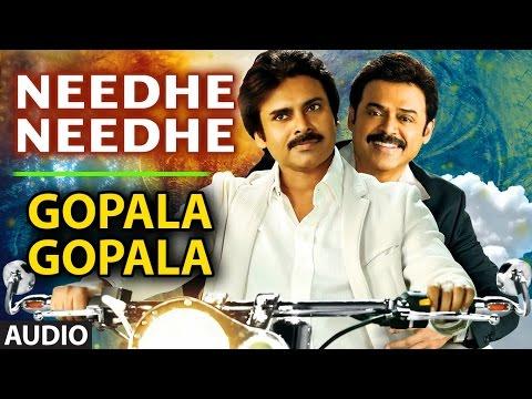 Gopala Gopala Songs   Needhe Needhe Song   Venkatesh Daggubati, Pawan Kalyan, Shriya Saran