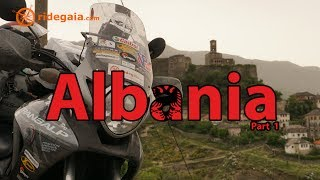 Ep 41 - Albania (part 1) - Around Europe on a Motorcycle