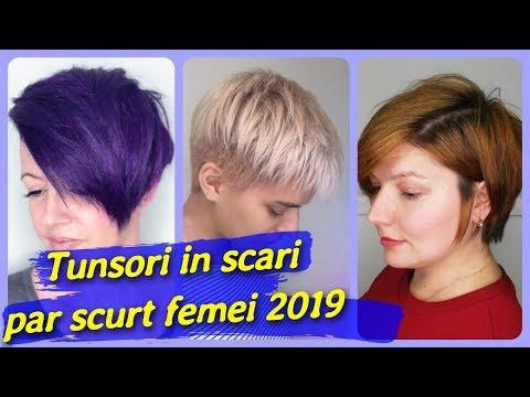 Top 20 De Tunsori In Scari Par Scurt Femei 2019 смотреть онлайн