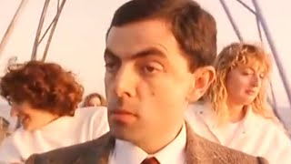 Rollercoaster Day | Funny Clips | Mr Bean Official