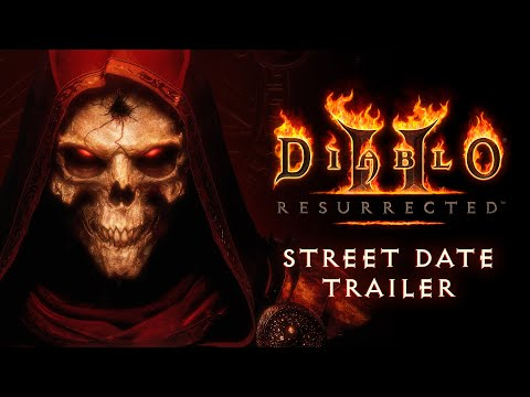 E3 2021: Diablo II Resurrected Gets A Release Date Of September 23rd, 2021