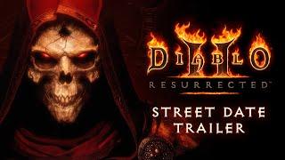 Diablo II: Resurrected video