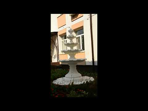 """Видео к Четырехъярусный фонтан """"Неаполитанский"""" арт. 753 №2"""