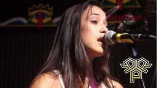 "Leilani Wolfgramm - ""Holla' Back"" at ЯPR's Sunday Fundays"