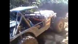 sortie bras des calumets les jeeps
