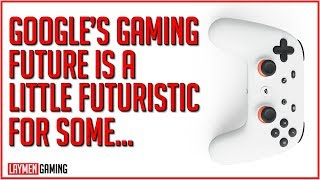 Google Reveals New Gaming Platform And Controller (RIP Australian Internet)