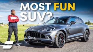 Aston Martin DBX 2020 - dabar