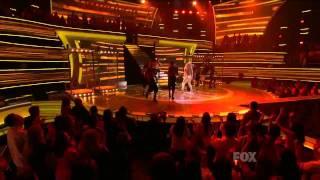 Jennifer Lopez Feat. Pitbull   On The Floor (Live @ American Idol)