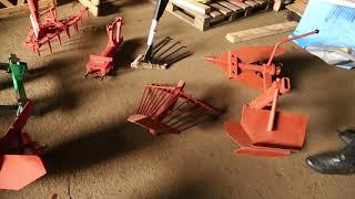 Комплект для посадки и уборки картофеля Мотор Січ KK-3 от компании ПКФ «Электромотор» - видео