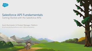 Salesforce API Fundamentals