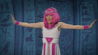 LazyTown S04E13 Mystery Of The Pyramid 1080p HD