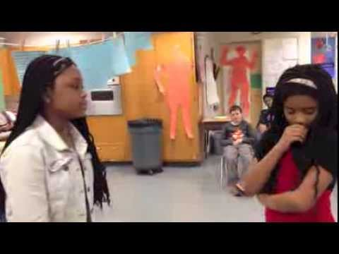 Best Practices; Bully Skit at East Norriton Middle School