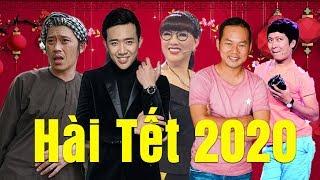 Hài Tết 2019 Hoài Linh, Trường Giang, Long Đẹp Trai, Huỳnh Lập - Tuyển Tập Hài Hay Cảm Động 2019