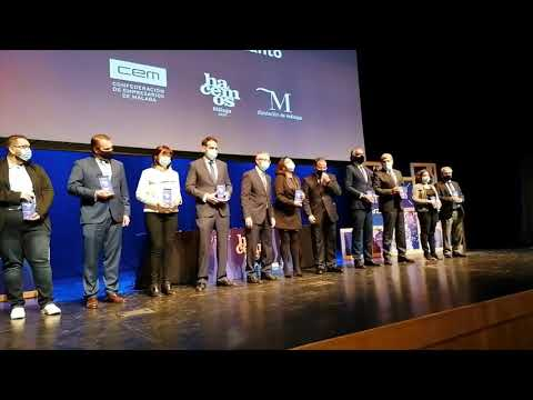 La VIII edición de los Premios Hacemos Málaga reconoce a instituciones y colectivos malagueños su labor frente al Covid-19