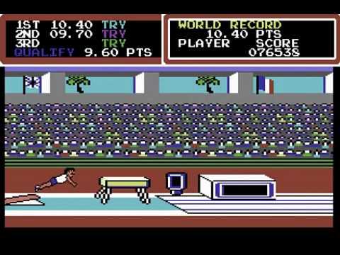 C64 Longplay - Hyper Sports