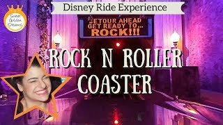 Rock N Roller Coaster at Disney World Hollywood Studios - Teaser