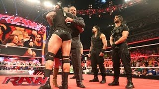 Randy Orton Championship Celebration: Raw, Oct. 28, 2013