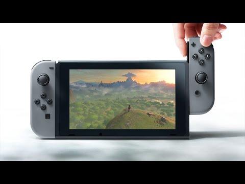 Jak si jednoduše vyrobit Nintendo Switch