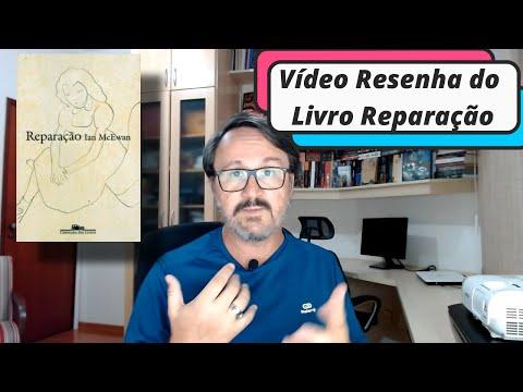 Vídeo Resenha do Livro Reparação