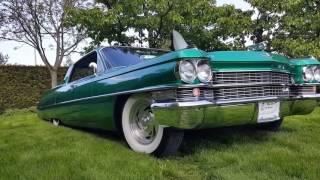 Cadillac De Ville Continental Kit 1963