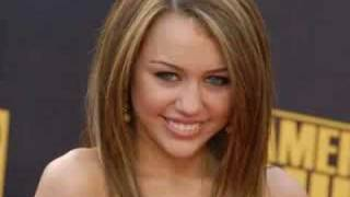 Zip a dee doo dah w/Lyrics - Miley Cyrus