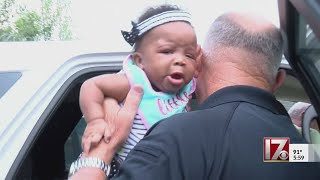 NC Baby Found, Mom Arrested After Amber Alert
