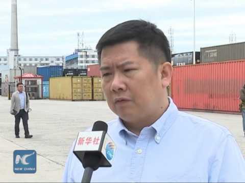 Harbin-Hamburg cargo train links China, Russia, Germany
