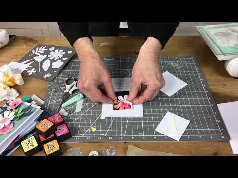 Pete is here to show you how to create cards using the dies in our Thinlits and Framelits sale!