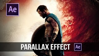 Parallax Effect Tutorial: Bring 2D to 3D   After Effects TUTORIAL