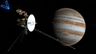 What Did Voyager 1 See During its Journey Out Of The Solar System? 1977-2019 (4k UHD)