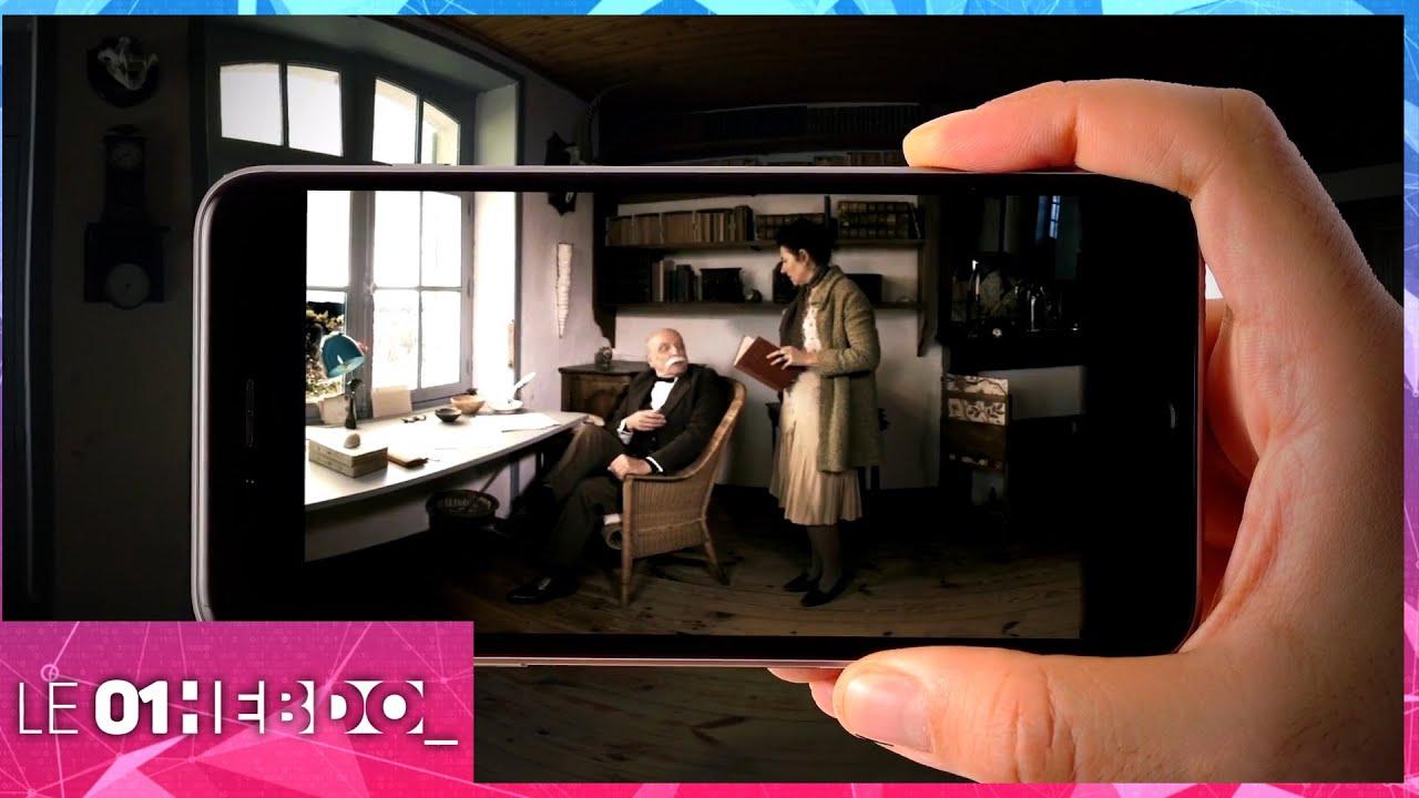 """01Hebdo #319 : SkyBoy invente la """"réalité superposée"""""""