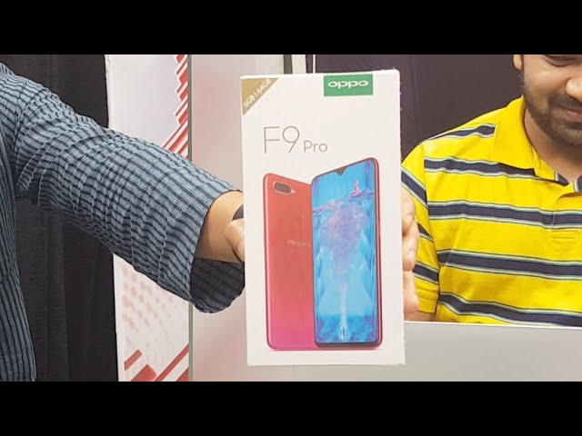 Oppo F9 Pro and Oppo F9 First Impressions | NDTV Gadgets360 com