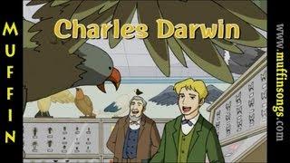 Muffin Stories - Charles Darwin