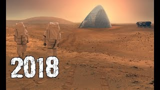 Засекреченая Жизнь на Марсе Документальный фильм про космос HD 2018