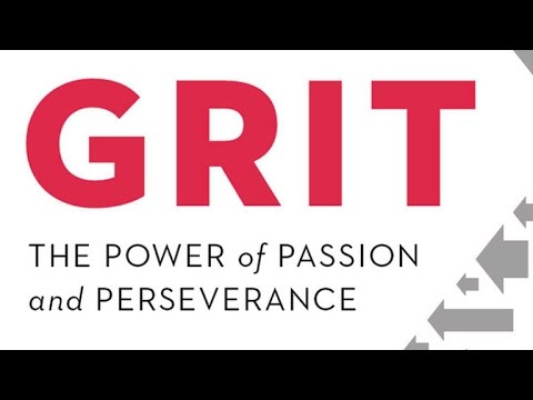 Grit: The power of passion and persistence