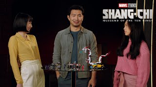Product Testing | Marvel Studios' Shang-Chi and the Legend of the Ten Rings