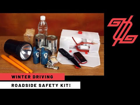 Goal Zero - Winter Driving, Road Side Safety Kits