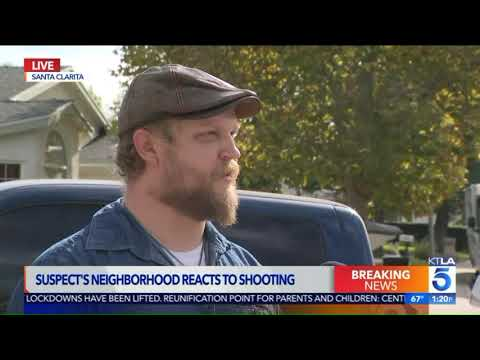 Neighbor Describes Suspect in Saugus High School Shooting