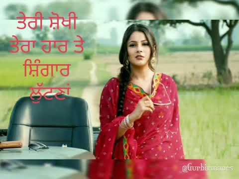 Download Ishq akhda a tera whatsapp status Mp4 HD Video and MP3