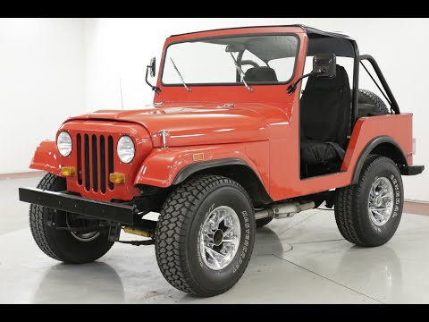 Video of '78 CJ5 - QL8R