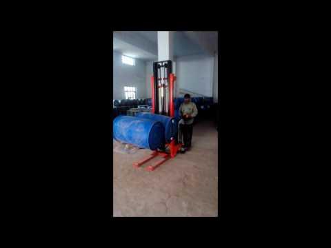 Hand Hydraulic Manual Stacker