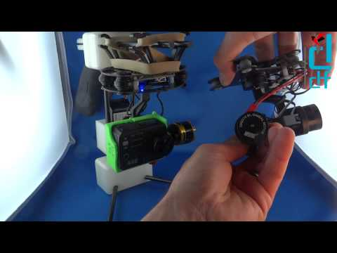 aee s70 , drone adaptateur pour nacelle
